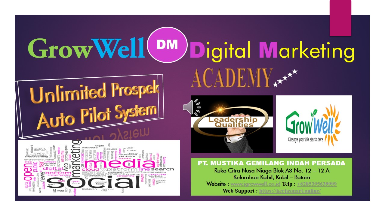 GrowWell DM Digitital Marketing
