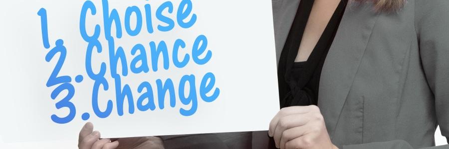 perubahan choice change