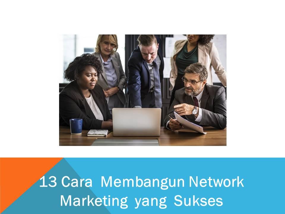 Bisnis network marketing atau dikenal sebagai  bisnis multi level marketing sangat digandrungi oleh banyak orang, karena selain bisa melakukannya di rumah dan di mana saja, manfaatnya juga sangat menggoda, M-L-M bisa dilakukan secara penuh waktu ataupun paruh waktu.