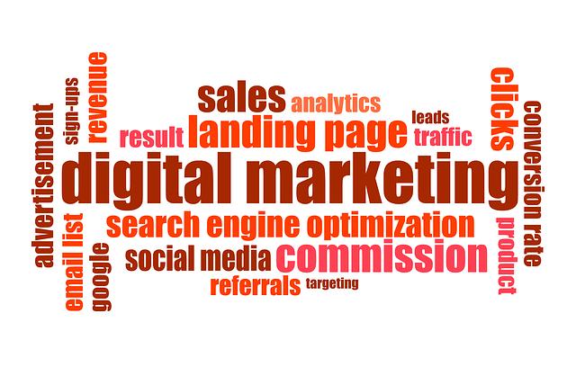 Manfaatkan peluang pasar yang lebih luas dengan cara Digital Marketing yaitu salurkan informasi mengenai produk dan layanan bisnis Anda melalui jaringan internet, sosial media.
