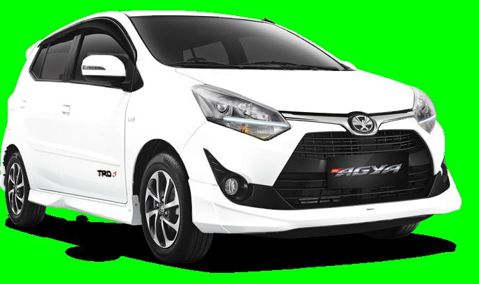 Mobil Agya  merupakan salah satu reward yang akan diterima sesuai dengan kebijakan perusahaan