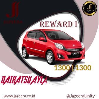 Jazeera Reward Mobil Ayla